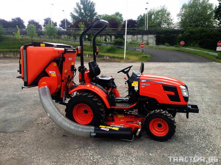 Трактори Kioti CK 2810 5 - Трактор БГ