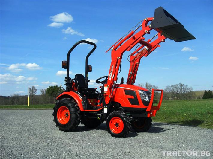 Трактори Kioti CK 2810 4 - Трактор БГ