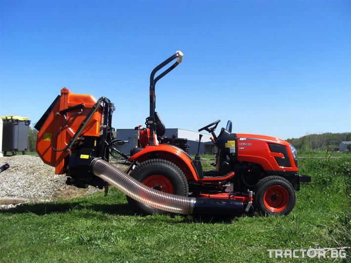 Трактори Kioti CK 2810 6 - Трактор БГ