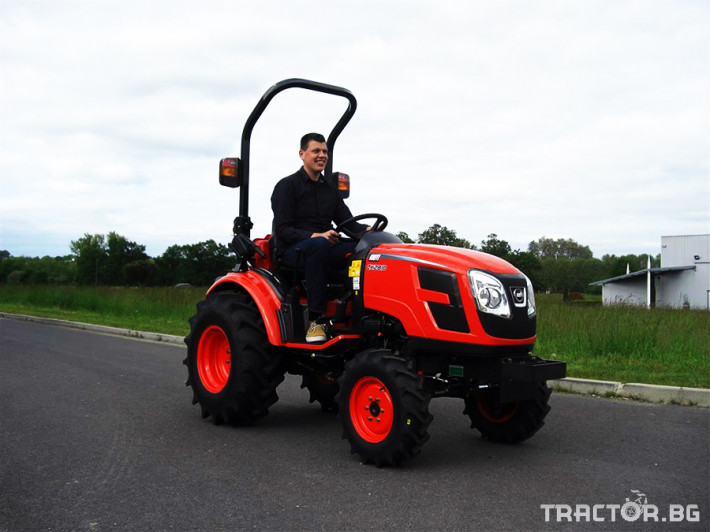 Трактори Kioti CK 2810 0 - Трактор БГ