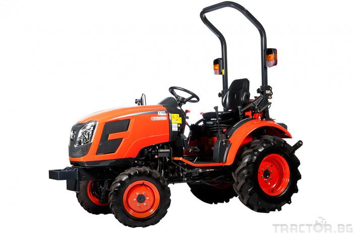 Трактори Kioti CK 2810 7 - Трактор БГ