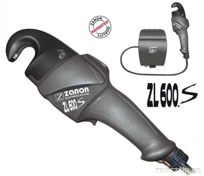 Машини за лозя / овошки Електрична машина за връзване ZANON  ZL 600.S 4