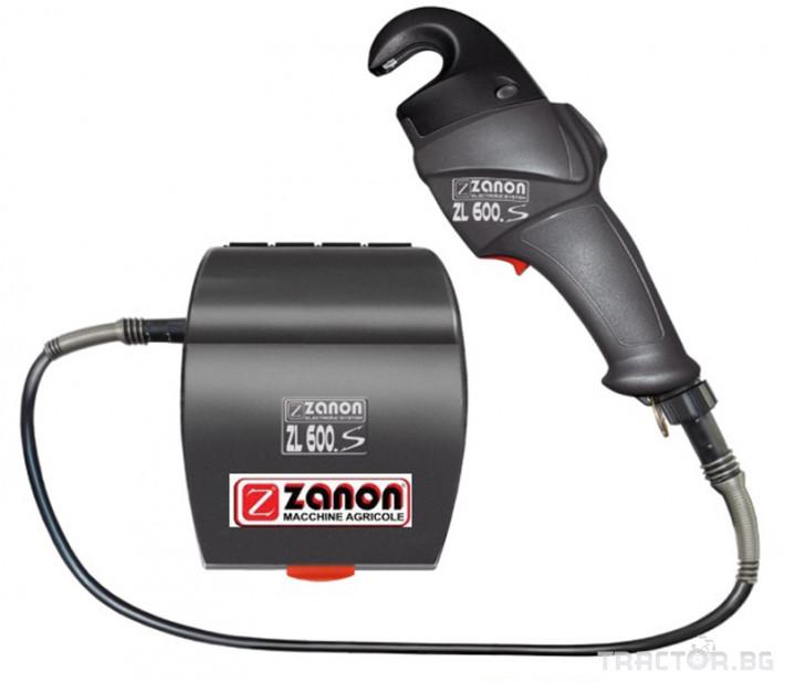Машини за лозя / овошки Електрична машина за връзване ZANON  ZL 600.S 0