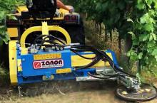 Шредер Zanon TFA усилен среден тип от 130 до 220 см.