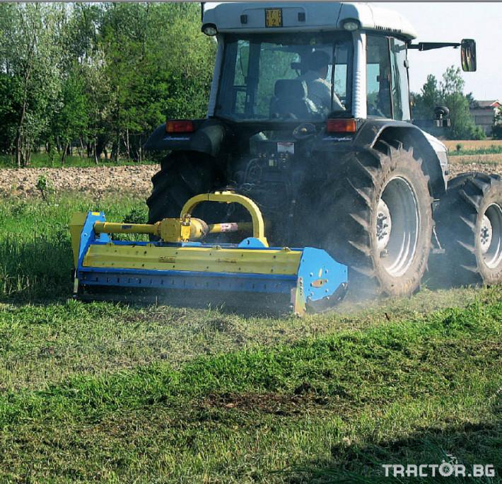Мулчери Шредер Zanon TMU тежък тип най-продаван модел 0 - Трактор БГ