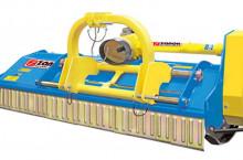 Шредер Zanon TMU тежък тип най-продаван модел