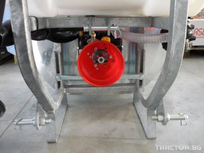Пръскачки Навесна пръскачка ММ - 120 литра 3