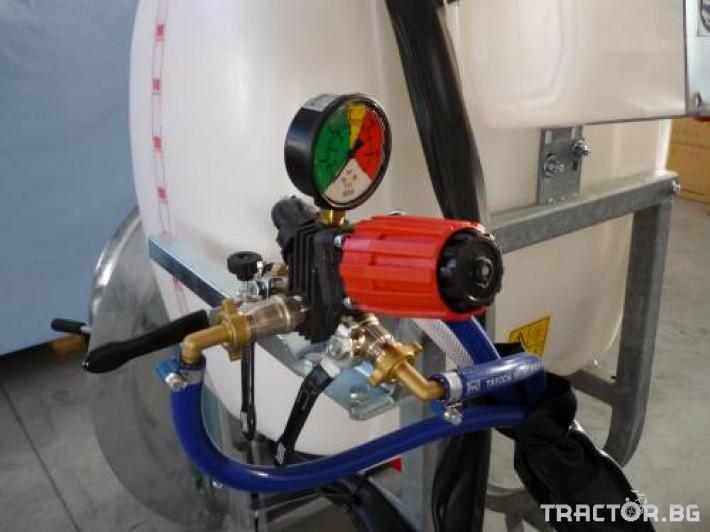Пръскачки Навесна пръскачка ММ - 120 литра 4
