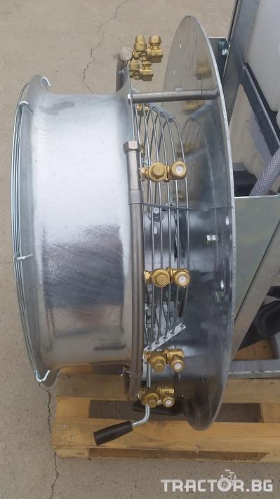 Пръскачки Навесна пръскачка ММ - 120 литра 8