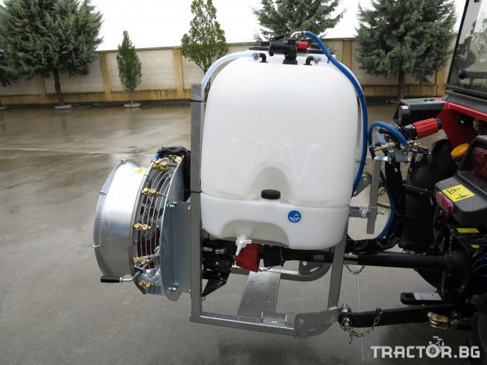 Пръскачки Навесна пръскачка ММ - 120 литра 2