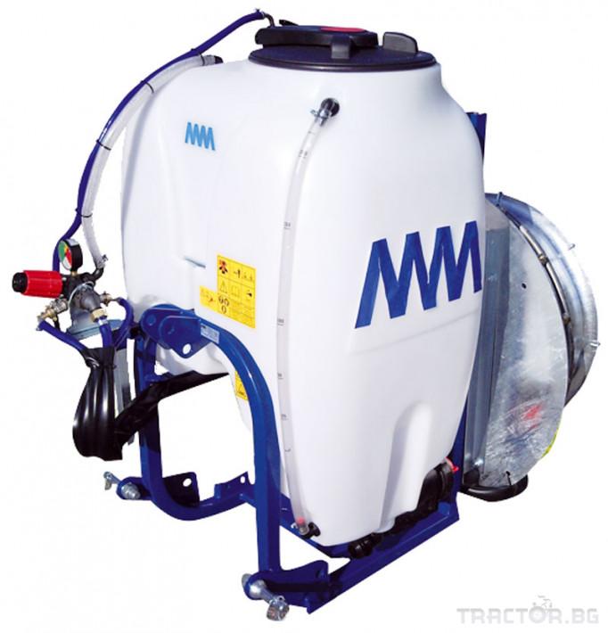 Пръскачки Навесна пръскачка ММ - 200 литра 0