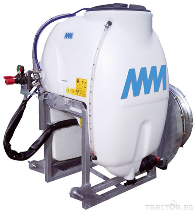 Пръскачки Навесна пръскачка ММ - 200 литра 2