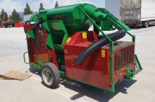 Внос Прикачен комбайн за лешници и орехи FACMA модел С200Т