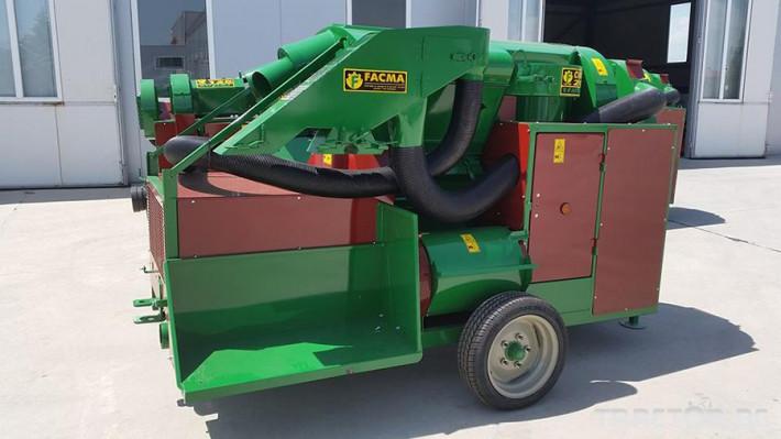 Машини за лозя / овошки Прикачен комбайн за лешници и орехи FACMA модел С200Т 2 - Трактор БГ