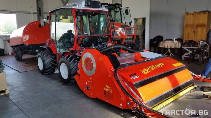Машини за лозя / овошки Внос НАВЕСЕН КОМБАЙН ЗА БРАНЕ НА ЛЕШНИЦИ GF модел Super Jolly 1800 0