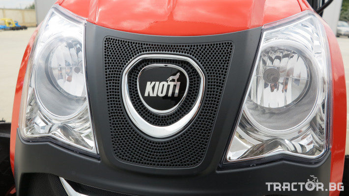 Трактори Kioti DK6020C 8 - Трактор БГ
