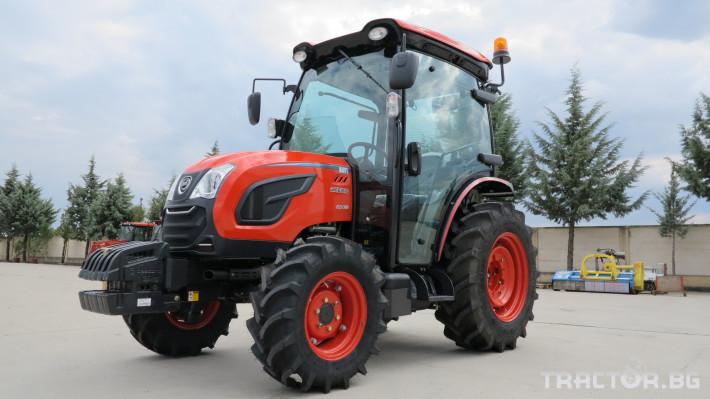 Трактори Kioti DK6020C 3 - Трактор БГ