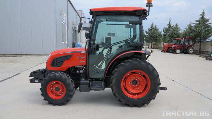 Трактори Kioti DK6020C 4 - Трактор БГ