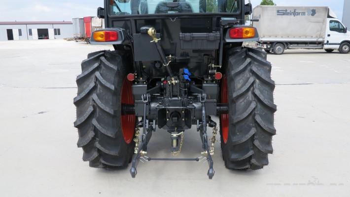 Трактори Kioti DK6020C 9 - Трактор БГ
