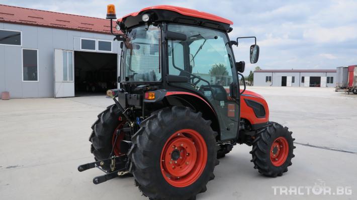 Трактори Kioti DK6020C 5 - Трактор БГ
