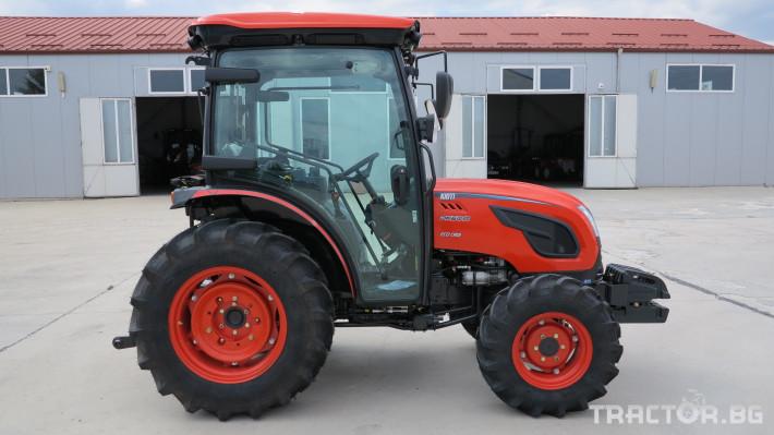 Трактори Kioti DK6020C 6 - Трактор БГ