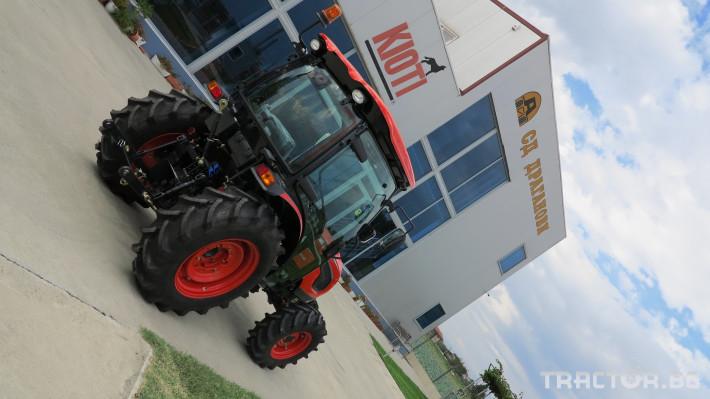 Трактори Kioti DK6020C 10 - Трактор БГ