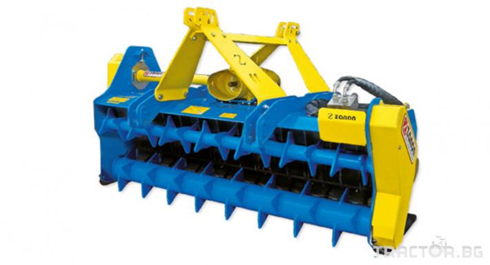 Мулчери Раздробител на клони ZANON модел TMK 3 - Трактор БГ