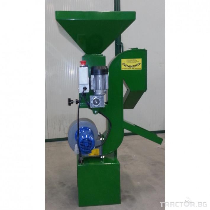 Машини за лозя / овошки Внос Машина за чупене на лешници CHIANCHIA подел P80 Comby 0