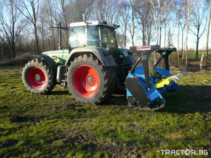 Мулчери Горски мулчер ZANON модел TN/DT 4 - Трактор БГ