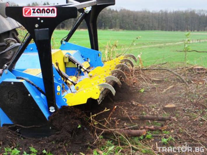 Мулчери Горски мулчер ZANON модел TN/DT 0 - Трактор БГ