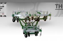 Мулчираща машина FEDELE модел THOMAS