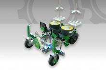 Разсадопосадачна машина FEDELE модел FAST ELECTRONIC