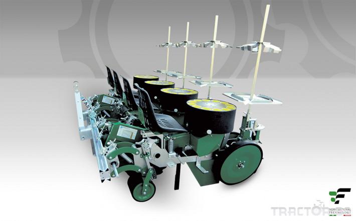 Машини за зеленчуци Разсадопосадъчна машина FEDELE модел FAST 9