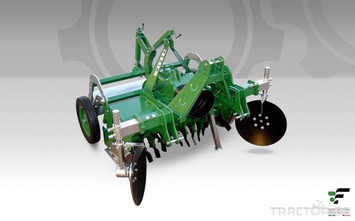 Машини за зеленчуци Лехообразувател FEDELE MIXER 0