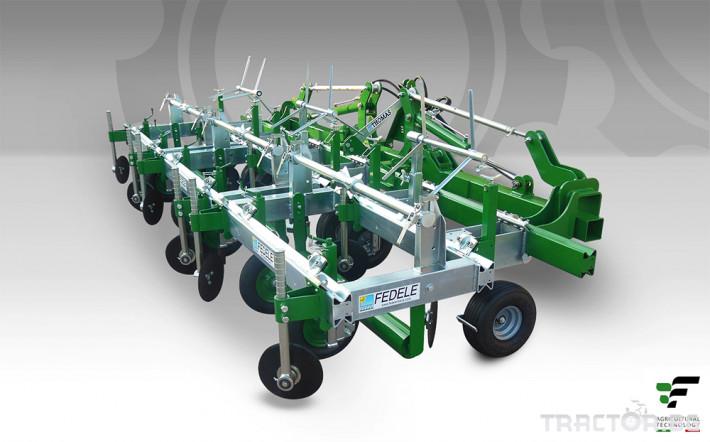 Машини за зеленчуци Найлоно полагаща машина FEDELE THOMAS 2