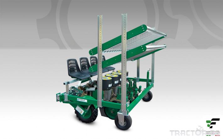 Машини за зеленчуци Разсадопосадачна машина FEDELE модел FAST-M 0