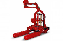 Фолираща машина за рулонни бали BARGAM модел FP160
