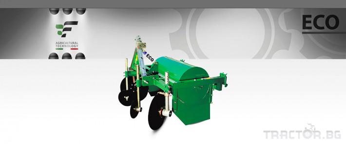 Машини за зеленчуци Лехообразувател FEDELE модел ECO 0