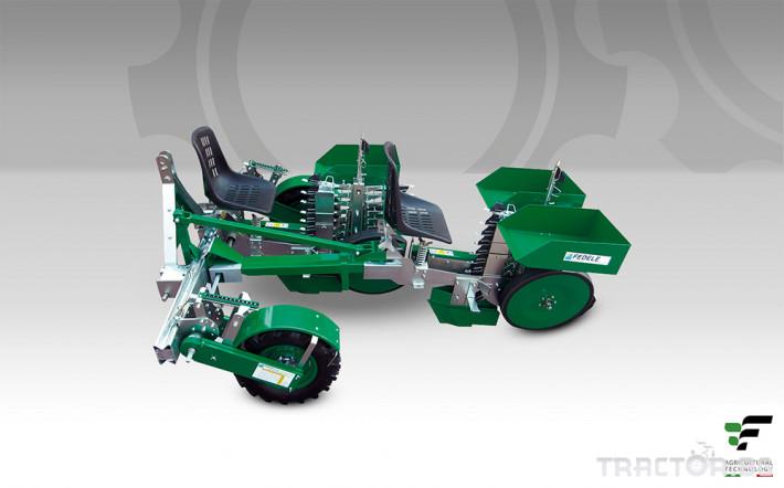 Машини за зеленчуци Разсадопосадачна машина за лавандула PLANT 8