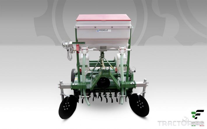 Машини за зеленчуци Лехообразувател FEDELE MIXER 3
