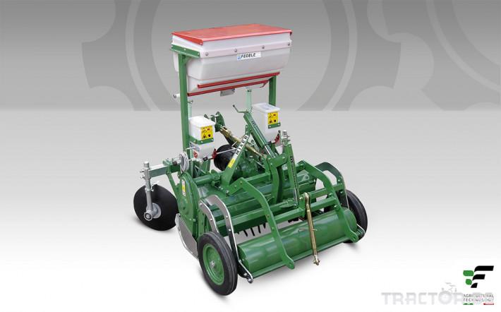 Машини за зеленчуци Лехообразувател FEDELE MIXER 4