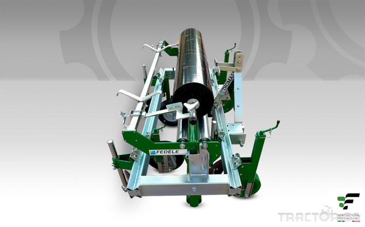 Машини за зеленчуци Найлоно полагаща машина FEDELE THOMAS 0