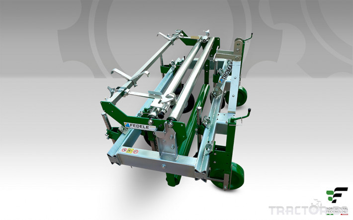Машини за зеленчуци Найлоно полагаща машина FEDELE THOMAS 1