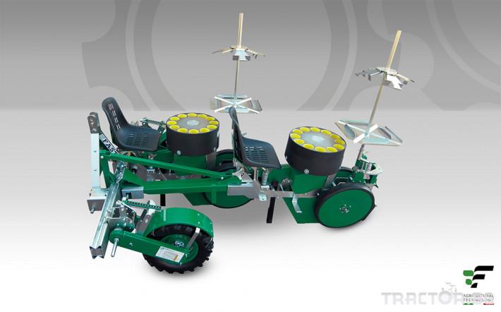 Машини за зеленчуци Разсадопосадъчна машина FEDELE модел FAST 8
