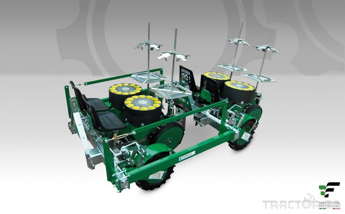 Машини за зеленчуци Разсадопосадъчна машина FEDELE модел FAST 10