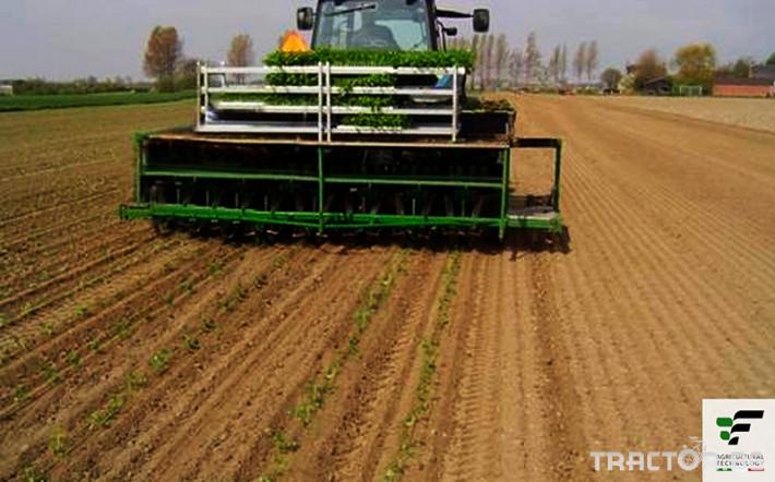 Машини за зеленчуци Разсадопосадъчна машина FEDELE модел MIDI DUPLEX 0