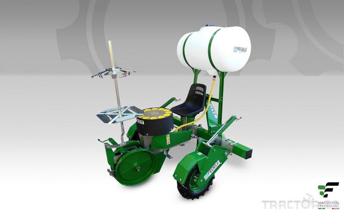 Машини за зеленчуци Разсадопосадачна полуавтоматична машина FAST BASIC 2