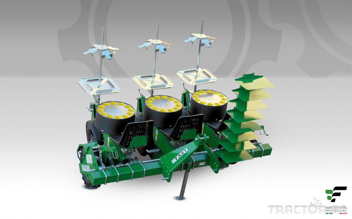 Машини за зеленчуци Разсадопосадачна полуавтоматична машина FAST BASIC 0