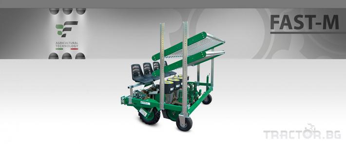 Машини за зеленчуци Разсадопосадачна машина FEDELE модел FAST-M 3