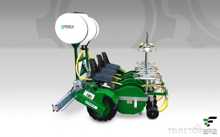 Машини за зеленчуци Разсадопосадачна полуавтоматична машина MAX 7